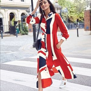 Boden Union Jack 🇬🇧 short dress NWT